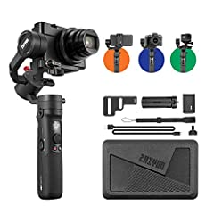 【All in One】 Get daily shooting occasions covered: using compact camera, light mirrorless camera, action camera, and your mobile phone. 【Compact Design】 Unique locking pin and latch design to prevent the axis from swinging. Retreat, lock up, drop it ...