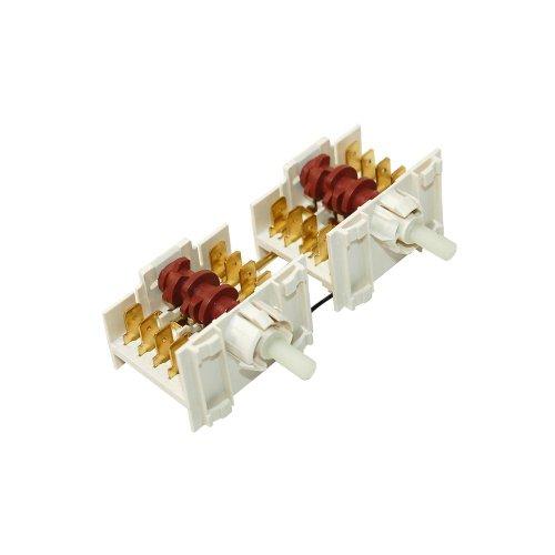 Whirlpool RAM siguiente dimensión horno Energía regulador interruptor