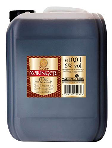 ROTER Wikinger Met 10 Liter Kanister