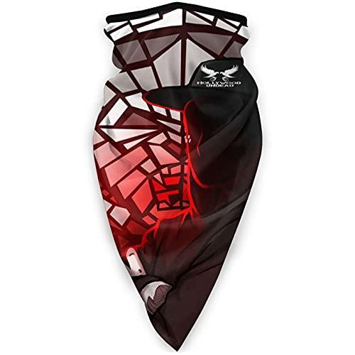 Hollywood Undead Windproof Sports mask Sun UV Protection Face Mask Neck Breathable Bandana Balaclava Black