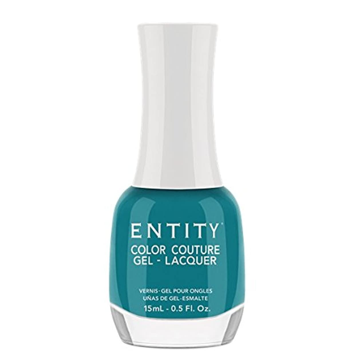 ヘビ世代アルコールEntity Color Couture Gel-Lacquer - Wardrobe Wows - 15 ml/0.5 oz