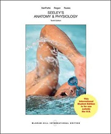 Seeley's Anatomy & Physiology with Connect Plus and LearnSmart 540-day card