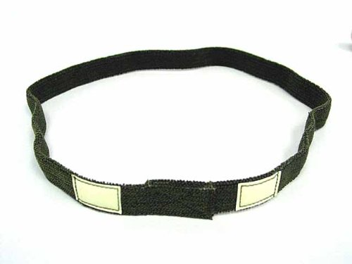 Airsoft US Army Helmet Reflective Cat-Eyes Band OD PASGT MICH