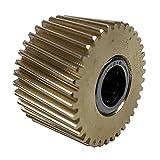 F Fityle Tongsheng TSDZ2 E-Bike Motor de accionamiento Medio Motor de Engranaje de Metal Reemplazo para Pieza de actualización de Bicicleta eléctrica de 36 V / - Metal