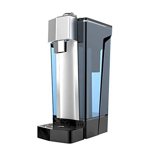HYISHION Instant Hot Water Dispenser, Warmwasserboiler 3L 2-5s Ready-to-Drink Wasserspender-Regler Regeln 3 Wassertemperatureinstellung in Lebensmittelqualität PP-Material Getränkeherstellung SKYJIE