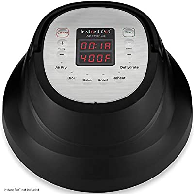 instant pot air fryer lid, End of 'Related searches' list