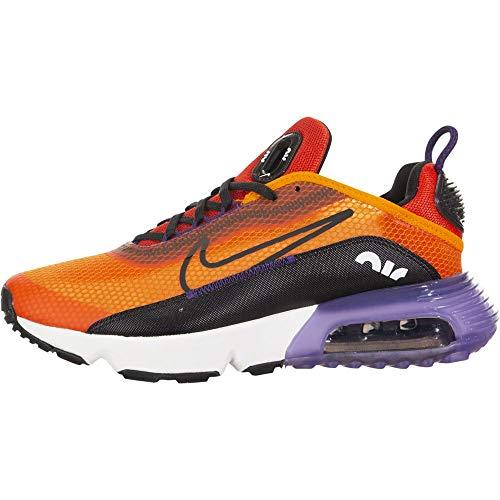 Nike Air Max 2090 (gs) Corriendo Casual Zapatos Grandes Niños Cj4066-800, color Naranja, talla 39 EU
