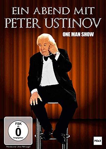 Ein Abend mit Peter Ustinov / Ein Feuerwerk des Humors mit Sir Peter Ustinov (bek. als HERCULE POIROT)