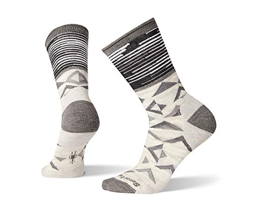 Smartwool PhD Outdoor Light Crew Socks - Women's Pressure Free Triangle Wool Performance Sock