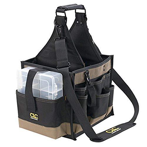 Custom LeatherCraft 1526 25 Pocket Electrical and Maintenance Tool...