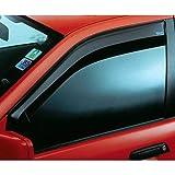 ClimAir 3719 Deflectores de aire compatible con Nissan NV200 5 puertas 2010
