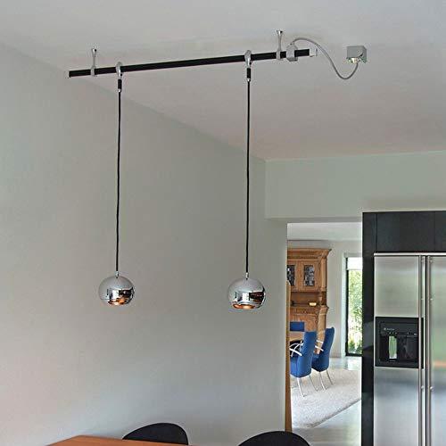 SLV LIGHT EYE Leuchte Indoor-Lampe Stahl Silber Lampe innen, Innen-Lampe