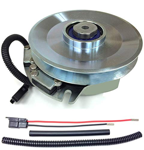 New Xtreme X0459-K PTO Clutch W/Wire Harness Repair Kit Compatible with/Replacement for Dixie Chopper Run Behind Series Silver Eagle LT Series Silver Eagle SE Series 500012 1.125 Crankshaft -  Xtreme Outdoor Power Equipment, 0459-DC-500012-10-WHRK