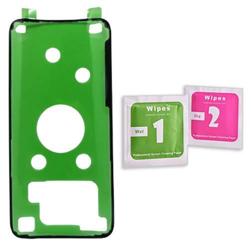Infigo Backcover Klebepad kompatibel mit Samsung Galaxy S7 Edge Kleber Klebefolie Klebepad Adhesive Sticker für Akku-Deckel Batterie-Deckel Rückseite Back-Cover (Galaxy S7 Edge, Akkudeckel Klebepad)