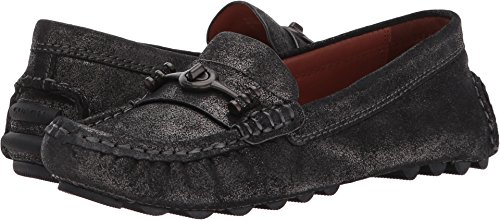 Coach Ladies Shoes Anthracite Crosby Driver, Brand Size 5