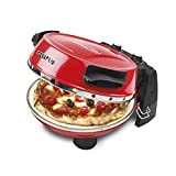 G3Ferrari G10032 Forno Pizza Plus, 1200 W, 1 Liter, 18/10_Steel, Termostato regolabile (400°C max),...