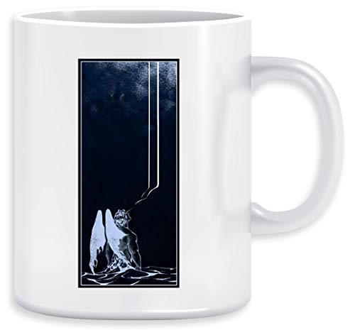 arte tu quella traditore angelo - Il Devils Festa Tazza Ceramic Mug Cup