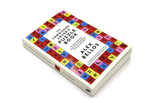 The Language Lover's Puzzle Book: Lexical perplexities and cracking conundrums from across the globe (Puzzle Books)