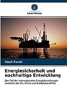 Energiesicherheit und nachhaltige Entwicklung