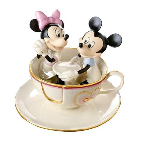 Lenox Disney Showcase Mickey's Teacup Twirl - Sale: $109.99 USD (21% off)