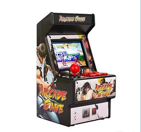 Mini consola de juegos portátil de Arcade Classic Retro New Street Fighter Home Consola de juegos...