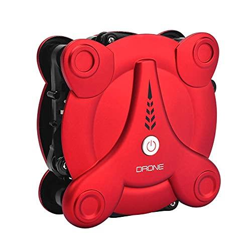 Mini drone pieghevole con videocamera HD 2 MP per adulti e bambini, Quadricottero RC video in tempo reale FPV Wifi, rilevamento della gravità, impostazione intelligente dell'altezza, modalità senza
