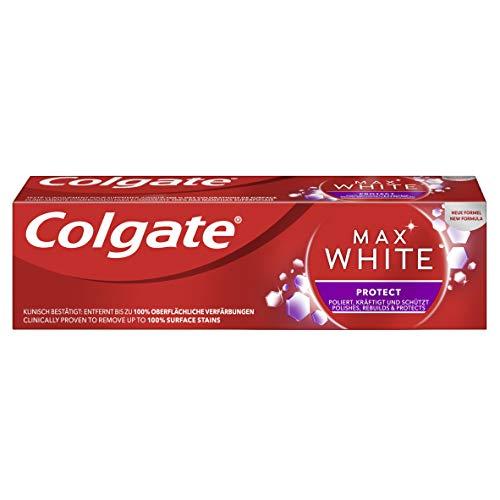COLGATE Max White Protect Zahnpasta, 75 ml