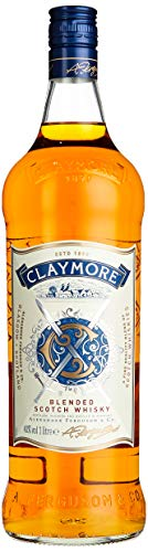 The Claymore Blended Scotch Whisky (1 x 1 l)