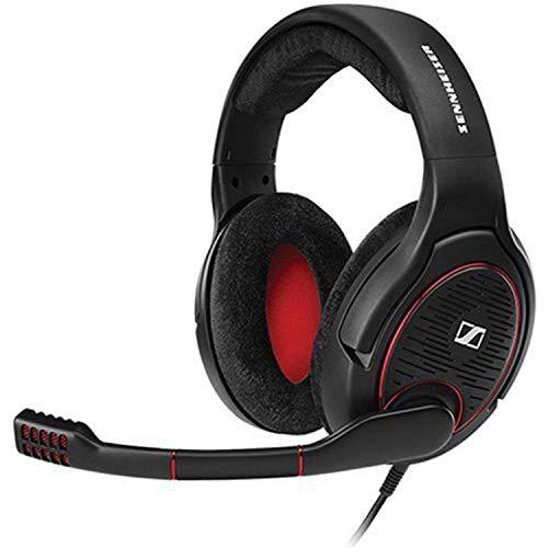 Sennheiser GAME ONE Gaming Headset - Black (Renewed)