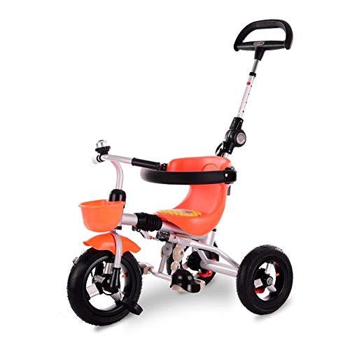 Triciclos Triciclo Del Bebé, Portátil Bicicleta Plegable Al Aire Libre Que Es...
