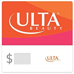 ULTA eGift Cards are redeemable for merchandise and services in all ULTA locations in the United States and at ulta.com. Redemption Instore and Online A Giftcard is the perfect gift that always fits —for Birthdays, Anniversary, Thank Yous or any spec...