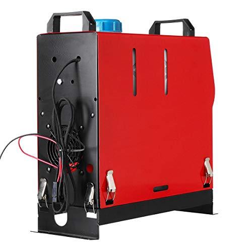 ZhanPing 12V 1 KW-8KW Adjustable Air Diesel Heizung LCD-Bildschirm + Fernbedienung Alle in Einer Standheizung Elektrische Ausrüstung