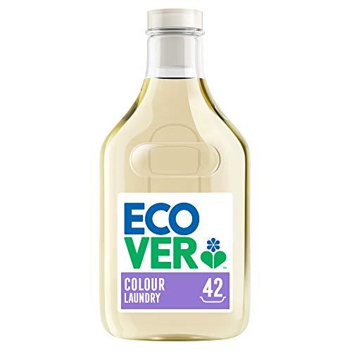 Ecover–Detergente Bio color líquido de lavandería, 1,5L