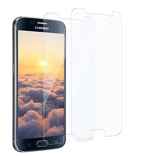 Bodyguard 2 Stück Schutzfolie für Samsung Galaxy A3 2017, Frei von Kratzern Fingabdrücken und Öl Panzerglas, HD Clear Blasenfreie Displayschutzfolie für Samsung A3 2017