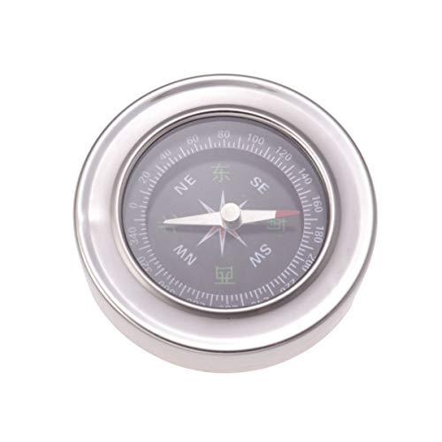 Hemobllo Uhrentest Kompass professionelle Präzision portative Edelstahl Reparatur Uhr für die Uhr reparieren nach Hause DIY