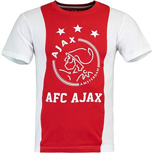Camiseta Ajax Amsterdam AFC, Blanco, rojo, small