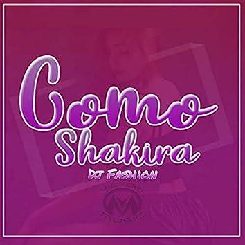Cómo Shakira