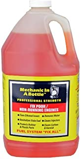 B3C Fuel Solutions 2-128-1 Mechanic In A Bottle Gallon Jug