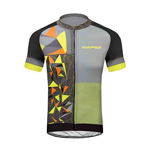 Uglyfrog Radtrikot Männer Mountain Bike Trikot Shirts Kurzarm Rennrad Kleidung MTB Tops Sommer Kleidung