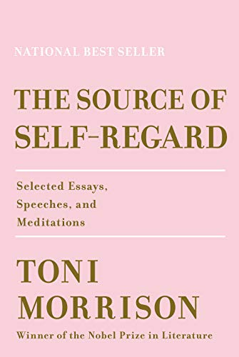 Image of The Source of Self-Regard: Selected Essays, Speeches, and Meditations