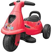 Kid Motorz 6V My First Trikes in Red