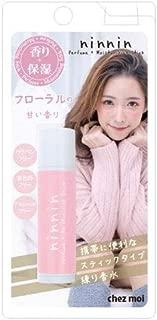 ninnin ナンナン Perfume+Moisturizing Stick フローラル