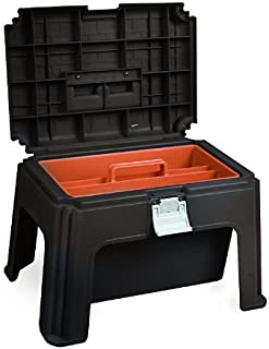 Horze Grooming Box, Stool & Mounting Block