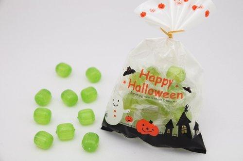 ハロウィン 小袋キャンディ メロン 100個