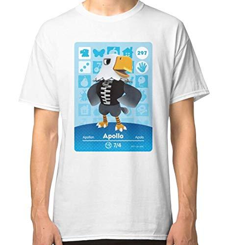A_p_o_l_l_o Amiibo Card A_n_i_m_a_l_C_r_o_s_s_i_n_g Poster Sticker Classic Shirt, Sweatshirt, Tank Tops, Hoodie for Men Women