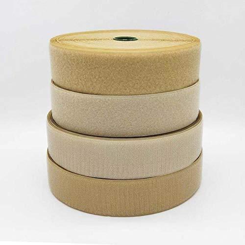 2/2,5/4,5 cm breed strip cyclus haak magic tape lijm nylon kleding enkelvoudige naad stok klittenband velcroing,5 cm light dadelpruim
