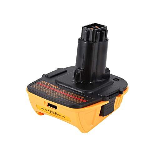 No logo Yinxinhui DCA1820 20V MAX bis 18V Adapter for Dewalt Li-Ion-Batterie-Konverter