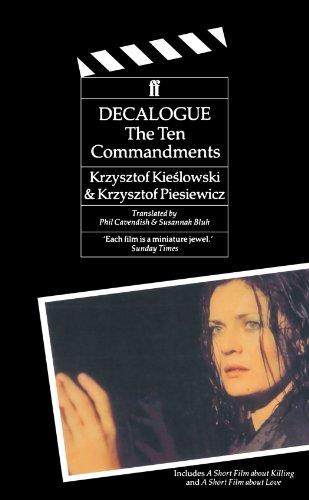 Decalogue: The Ten Commandments