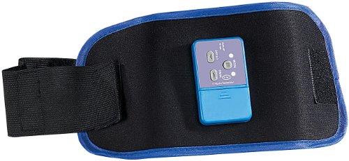 """newgen medicals Massage Gerät: Elektronischer Fitness-Stimulator\""""ABGymnic\"""" (EMS Muskeltrainer)"""