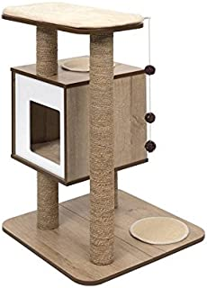 Vesper 52062 Base Oak Cat Furniture